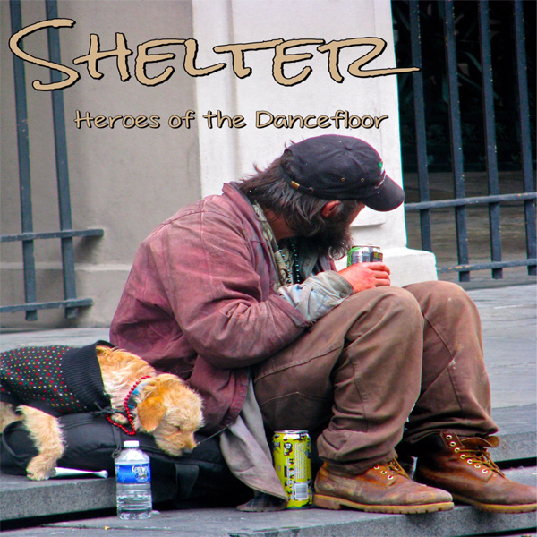 Shelter Album Cover